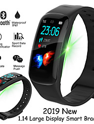 cheap -H01 Smart Watch Men Women Sport Digital Fitness Wrist Watches OLED Intelligent Bracelet Health Smart Watch Monitor Heart Rate
