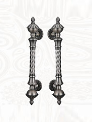 cheap -SY-002 Door Levers Mechanical key Zinc Alloy