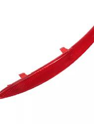 Недорогие -отражатель заднего бампера красная пара для skoda octavia mk2 1z 2010-2014 1z0945105a 1z0945106a