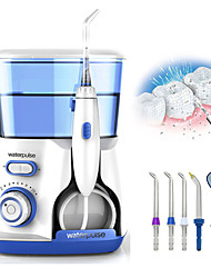 cheap -Waterpulse Dental Flosser Electric Oral Irrigator 800ml Water Jet Powerful Flosser 100-240V