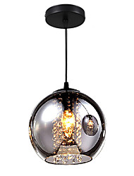 cheap -Bowl Pendant Light Downlight Painted Finishes Metal New Design Adjustable 110-120V / 220-240V