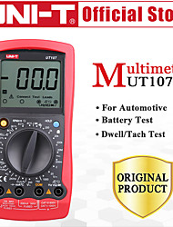 cheap -UT107 Automotive Digital Multimeter Battery Test Data Hold Handheld Multipurpose Meters Manual Range Multimeter Input Protection