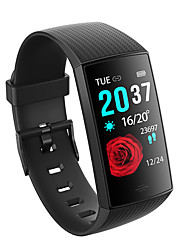 cheap -ZS38 Men Women Smart Bracelet Smartwatch Android iOS Bluetooth Heart Rate Monitor Sports Long Standby Smart Media Control Pedometer Call Reminder Activity Tracker Sleep Tracker Sedentary Reminder