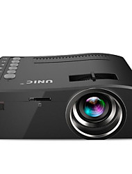 cheap -UNIC UC18 LED Projector Full HD 1080P Home Theater Beamer Cheap Proyector with HDMI AV SD VGA Full HD 1080P Projector Home Theater Systems