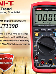 cheap -UNI-T UT139B True RMS Digital Multimeter / AC Variable Frequency VFD Measurement / Frequency Test / NCV / Auto Power Off