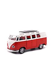 cheap -1:32 Toy Car Car Bus Parent-Child Interaction Aluminum-magnesium alloy All