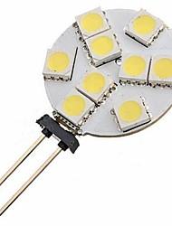 cheap -2W 9-SMD LED 126-Lumen 6500K White Dome Light