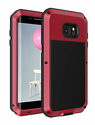 cheap -Phone Case For Samsung Galaxy Back Cover S7 edge Dustproof Backup Solid Colored Soft TPU
