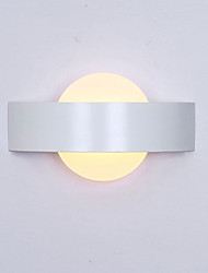 cheap -Lovely Modern Contemporary Wall Lamps & Sconces Living Room / Dining Room Metal Wall Light IP44 Generic 1 W