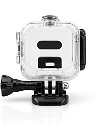 cheap -Waterproof Housing Case Waterproof Case For Action Camera Gopro 4 Session Diving Snorkeling Outdoor Exercise Plastic