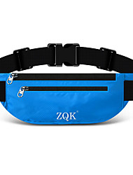 Недорогие -Беговой пояс Поясная сумка Талия сумка / пакет для Бег На открытом воздухе Спортивные сумки Компактность Легкость Прочный Нейлон Сумка для бега Взрослые