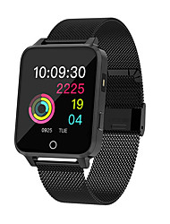 cheap -X9 Smart Watch Men Multi-touch Screen IP68 Waterproof Smart bracelet Heart Rate Monitoring Pedometer for IOS Android Smartwatch