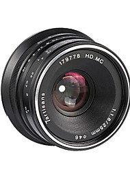 Недорогие -7Artisans Объективы для камер 7Artisnas25mmF1.8EOSMforФотоаппарат
