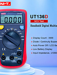 cheap -UNI-T UT136D Auto Range LCR Meter Multitester Data Hold DMM Digital Multimeters w/ Frequency Duty Cycle Test