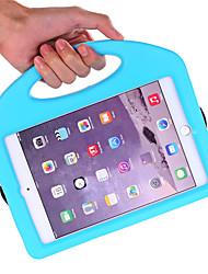 cheap -Case For Apple iPad Mini 3/2/1 / iPad Mini 4 Child Safe Back Cover Solid Colored / 3D Cartoon EVA
