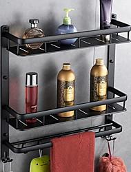cheap -Bathroom Shelf Creative Contemporary Aluminum 1pc - Bathroom Wall Mounted