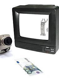 Недорогие -Горячие продажи 5.7 ч / б детекторы денег евро детекторы денег gw205-8c