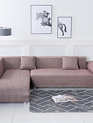 cheap -Print Dustproof Stretch Slipcovers Stretch Sofa Cover Super Soft Fabric Couch Cover (You will Get 1 Throw Pillow Case as free Gift)