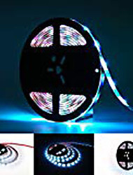 cheap -2 Packed 16.4 FT 150 LEDs SMD 5050 RGB Strip Light Kit Weather-proof Color Changing Strong Adhesive Decoration Lighting with 44-key Remote Control and 5A US Power Adapter