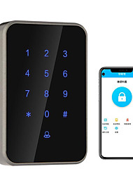 cheap -Mobile phone Bluetooth access control card reader intelligent access control system access control card reader access control attendance system access control host