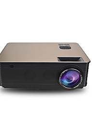 cheap -LED M5 Projector full HD Video 4000 Lumen 1280* 720P  Beamer Home Cinema 3D