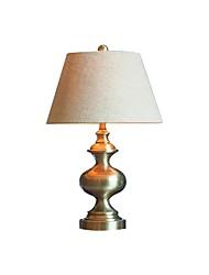 cheap -Modern Contemporary New Design Desk Lamp For Study Room / Office / Indoor Metal 110-120V / 220-240V Gold