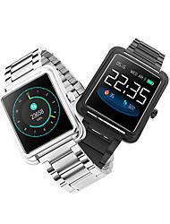 cheap -V60 1.3 Waterproof Fashion Smart Watch Blood Pressure Reminder Sport Weather Push Music Control Fitness Bracelet Band