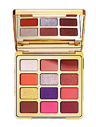cheap -12 Colors Eyeshadow Nursing Simple Odor Free Women Best Quality Youth Normal Casual / Daily Safety Daily Makeup Cosmetic Gift