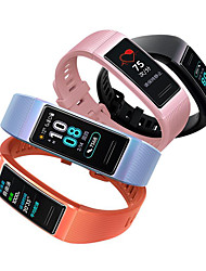 cheap -Smart Bracelet Huawei TER-B29 Band 3 Pro With Touch Screen Color For Heart Rate Monitor