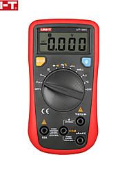 Недорогие -uni-t ut136c современные цифровые мультиметры автоматический диапазон температурные тесты непрерывность зуммер виды измерения Гц