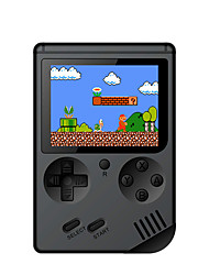 cheap -168 Games in 1 Handheld Game Player Game Console Rechargeable Mini Handheld Pocket Portable Support TV Output 2 Players Retro Video Games with 3 inch Screen Kid's Adults' Boys' Girls' 1 pcs Toy Gift