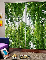 cheap -Hot Fresh Style High Quality Fabric Curtains Bedroom/Office Thickened Full Shade Curtains for Waterproof Moistureproof Shower Curtains
