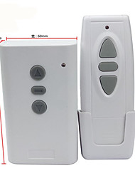 cheap -Smart Switch AK-CL02+AK-1000-3C for Daily / Living Room / Outdoor Remote Controlled / Creative / Easy to Install Remote Wireless 220 V