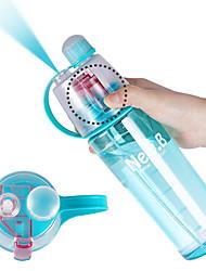 Недорогие -Drinkware Бутылка спорта / Бокал / Водный горшок и чайник ПП (полипропилен) Мини / Сжимая / Милые Подарок / На каждый день