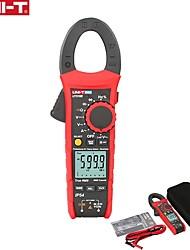 Недорогие -uni-t ut219e 3 5/6 жк-подсветка тестер напряжения тока профессиональный переменный ток 600a истинный среднеквадратичный зажим амперметр частотомер