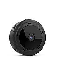cheap -1080P Battery DV WiFi Infrared night vision Mini Camera P2P Wireless Camcorder Video Recorder Support Remote View Hidden (not including memory card) 2 mp IP Camera Indoor Support 128 GB