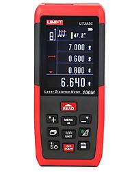 Недорогие -прибор ut395c лазерные дальномеры 50 м 70 м 100 м дальномер лучшая точность программного обеспечения данные рассчитывают непрерывное измерение