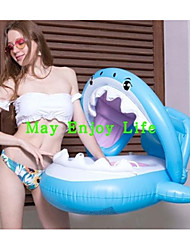 cheap -Inflatable Pool Floats PVC Inflatable Durable Swimming Water Sports for Kids 122*83 cm