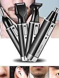 abordables -Rasoir Electrique / Rasage Manuel / Sets & Kits de Rasage Utilisation Générale Rasoir Rotatif Rasage à Sec et sous l'Eau PP+ABS