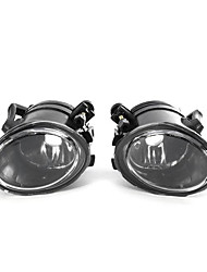 cheap -Car Front Fog Lights Shell with No Bulb Pair For BMW 3 Series E46 5 Series E39 M3 M5 1998-2004