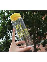 cheap -Portable My Bottle Letter Printing Water Bottle Cup for Sports Camping