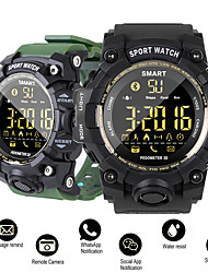 cheap -ES39 Smart Watch BT Fitness Tracek Support Notify & Waterproof Sports Smartwatch Compatible Android/IOS System