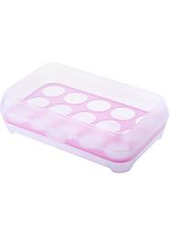 Недорогие -1шт Хранение продуктов питания Пластик Аксессуар для хранения Для приготовления пищи Посуда