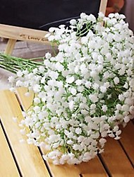 cheap -Fancy Artificial Babys Breath Gypsophila Silk Flower Party Wedding Home Décor