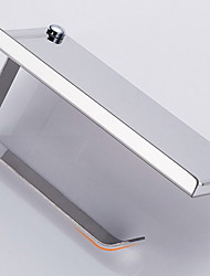 cheap -Toilet Paper Holder Creative / Multifunction Modern Stainless Steel 1pc Wall Mounted