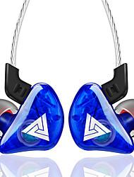 cheap -LITBeset QKZ CK5 In Ear Wired Headphones Earphone Silica Gel Earbud Earphone Stereo Headset