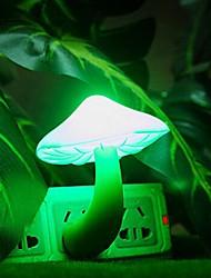 abordables -Dongguan hoa1070h28cn lumière de nuit champignon lumière verte (couvercle blanc) Réglementation américaine