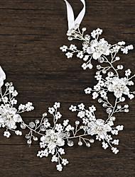 cheap -Alloy Headbands with Crystal / Rhinestone 1 Piece Wedding / Special Occasion Headpiece