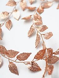 cheap -Metalic Wedding Sash With Solid Women's Sashes