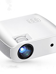 cheap -Projector F10 1280*720P Resolution full HD 1080P Portable Home Theater